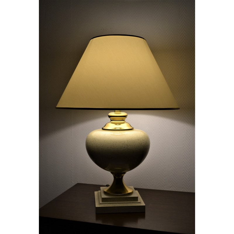 "Lampe de table LE DAUPHIN ""Oricourt"""