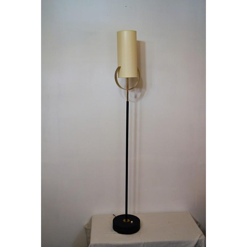 Lampadaire vintage design des années 50