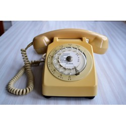 Téléphone vintage Socotel...