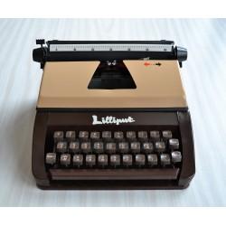 Machine à écrire Lilliput...