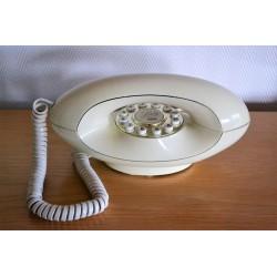 Téléphone futuriste Lady...