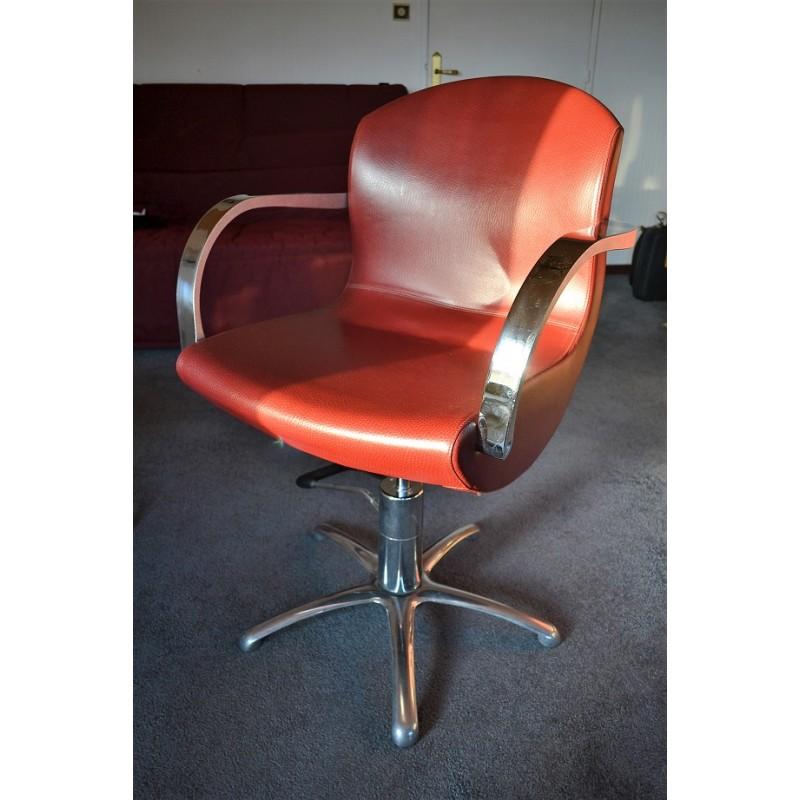 Fauteuil de bureau /coiffeur / barbier design vintage
