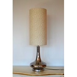 Lampe de table en verre...