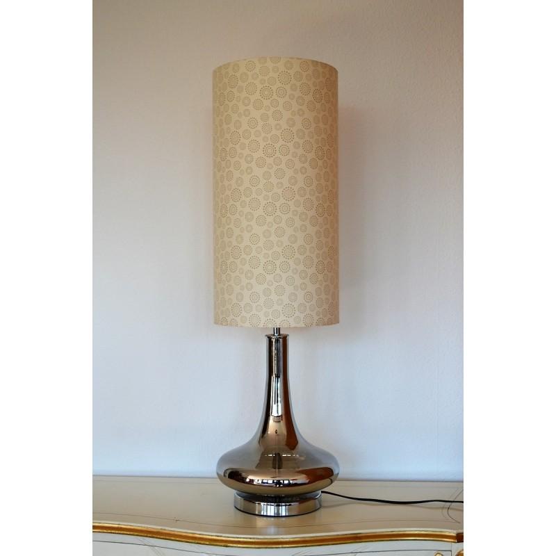 Lampe de table en verre COSYCHROME