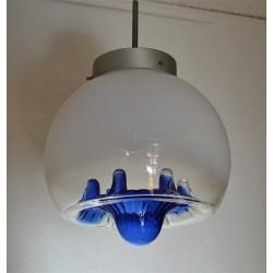 Suspension globe en verre...