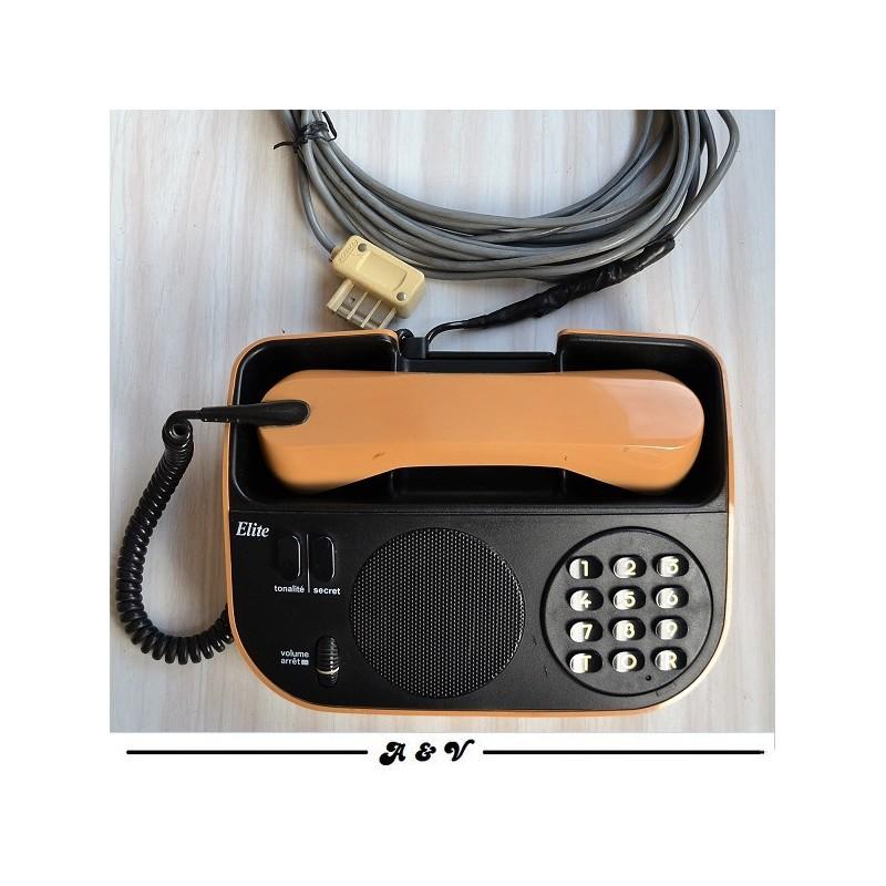 Téléphone PTT Telic T75 Elite de 1982
