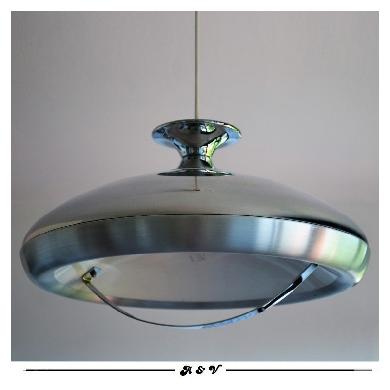 Suspension soucoupe UFO vintage - Germany 1970s