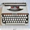 Machine à écrire Japy - vintage 60