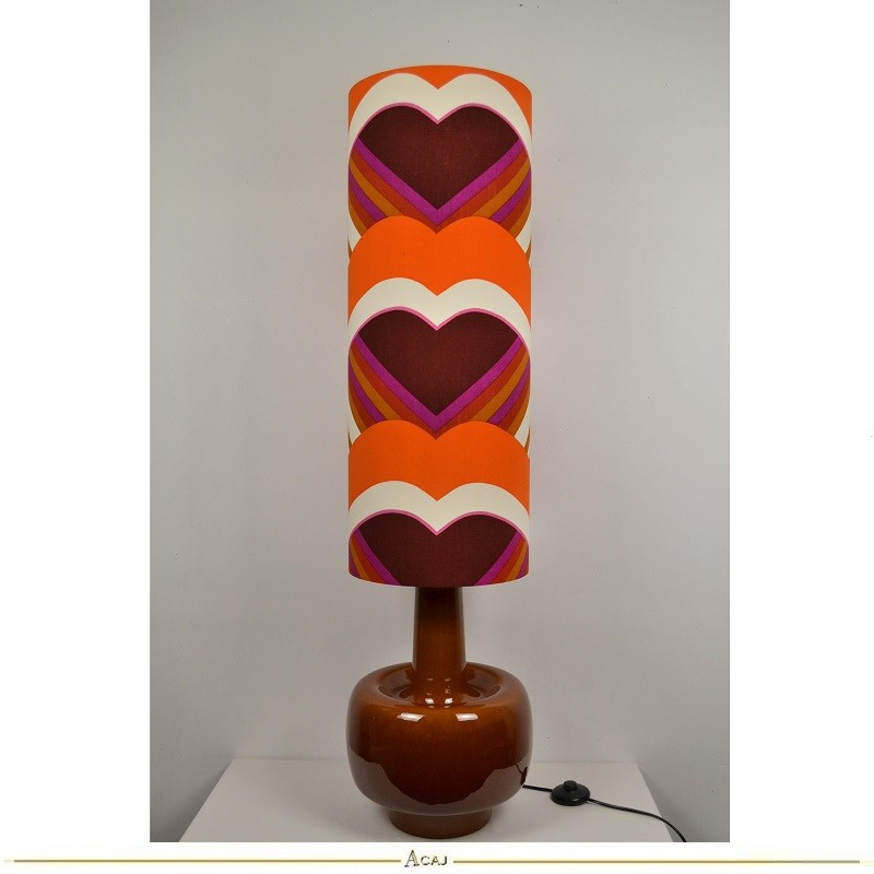 lampe de sol Larissa 1970