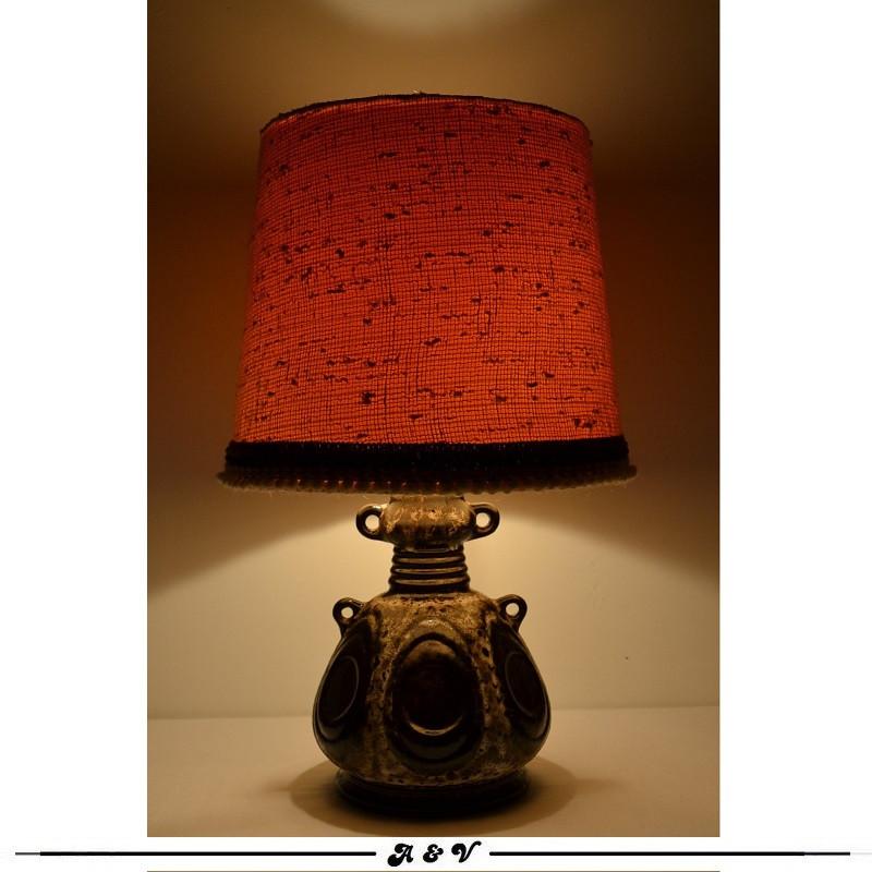 Lampe à poser vintage des années 70