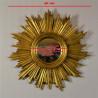 Miroir soleil sorcière vintage 60 70