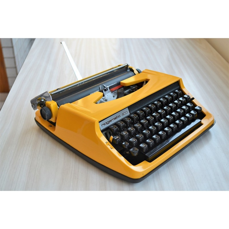 Machine à écrire Nogamatic 400 Brother vintage 1970s