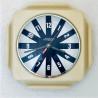 Horloge murale Modena Watch des années 70