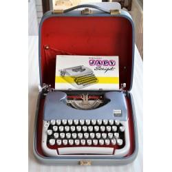 Machine à écrire Japy...