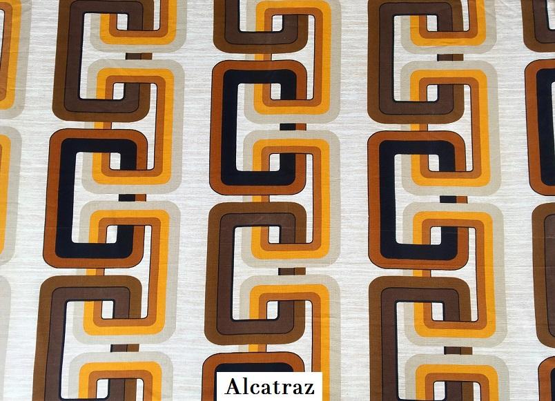 tissu vintage alcatraz