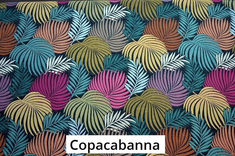 tissu vintage copacabanna