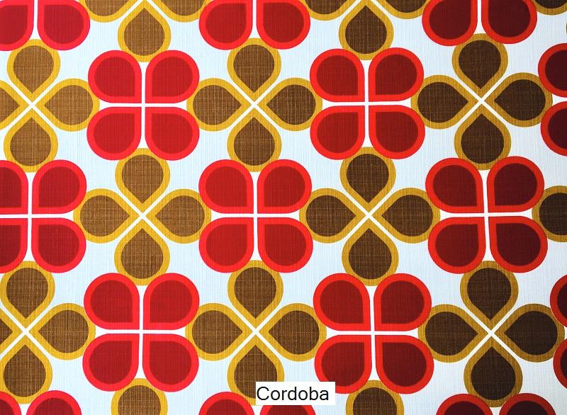 tissu vintage cordoba