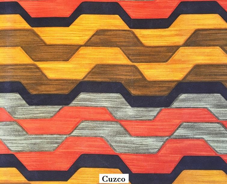 tissu vintage cuzco