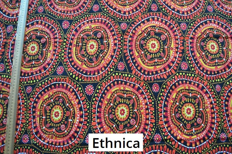 tissu vintage ethnica