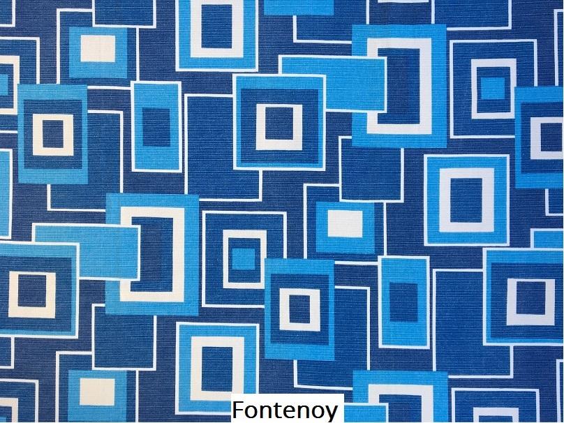 tissu vintage Fontenoy
