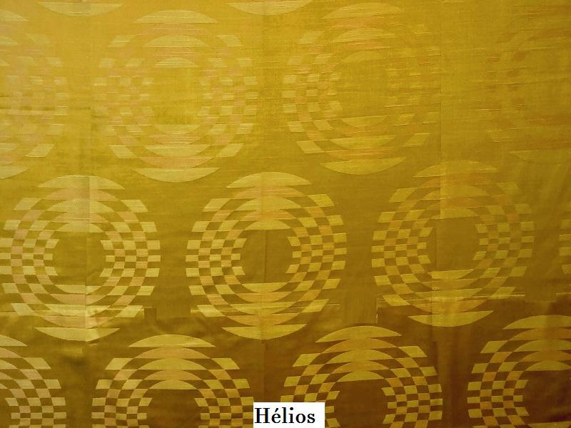 tissu vintage hélios