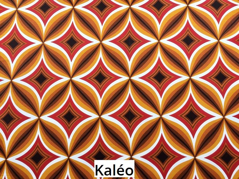 tissu vintage kaleo