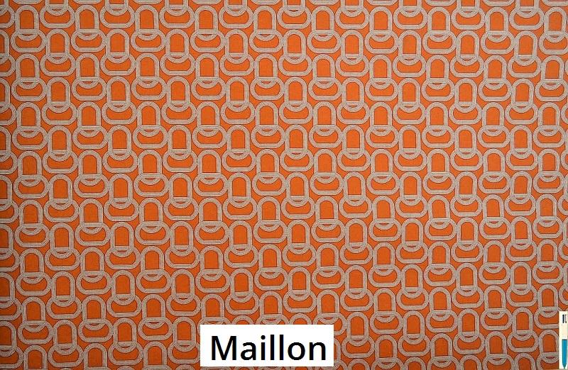 tissu vintage maillon