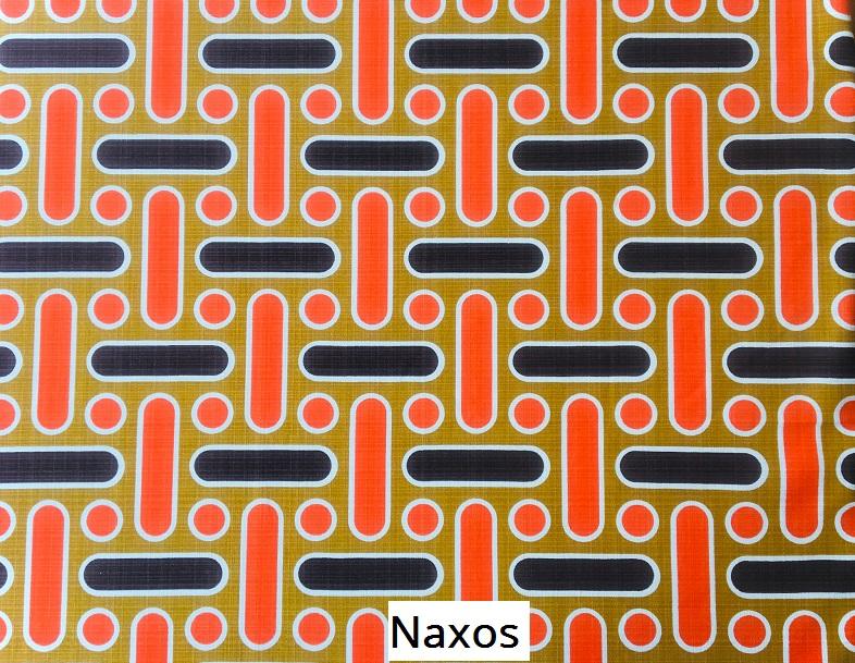 tissu vintage naxos