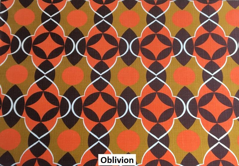 tissu vintage oblivion