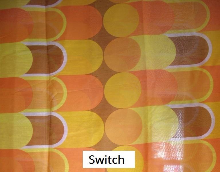 tissu vintage switch