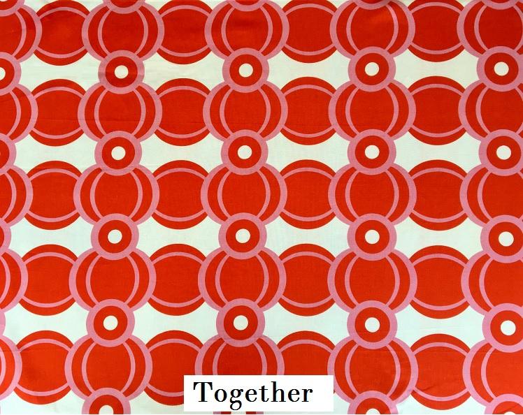 tissu vintage together