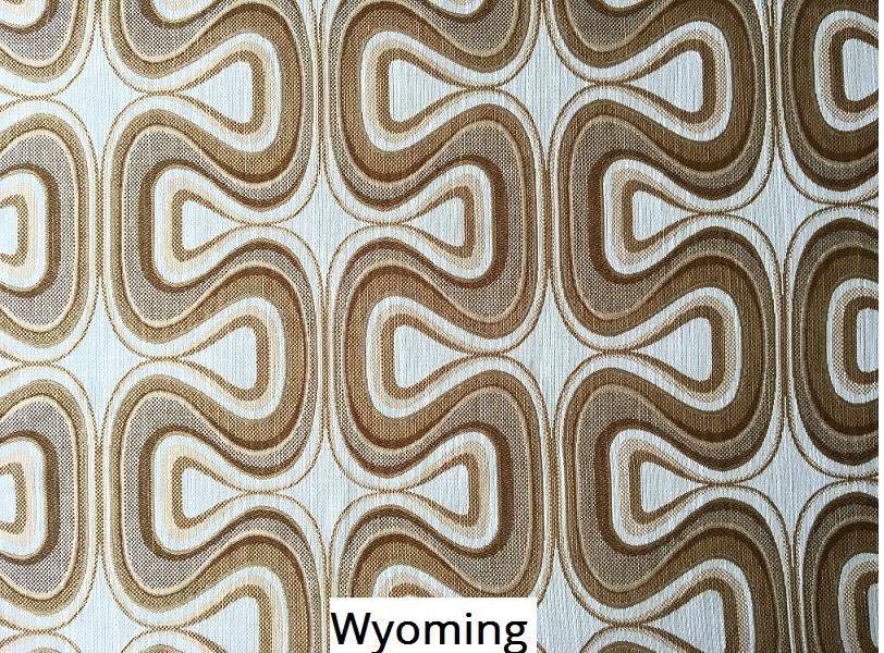 tissu vintage wyoming