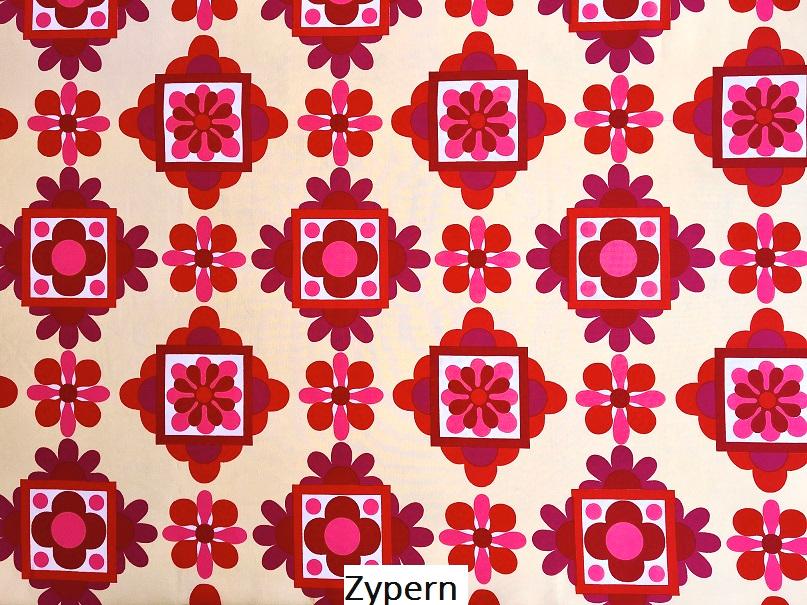tissu vintage zypern